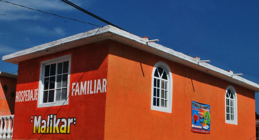 Baño Familiar Publico:Hoteles en Hidalgo