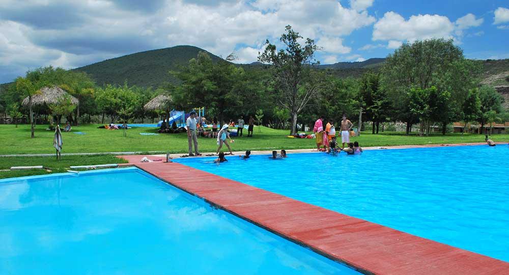 Balneario Oasis Tecozautla Hidalgo